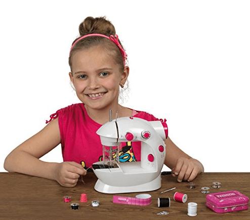 Mejores maquinas coser niñas
