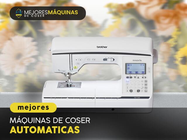 Mejores-Máquinas-de-coser-Automáticas