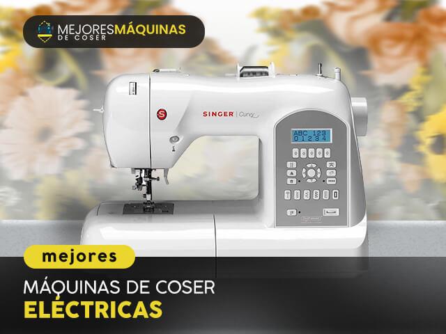 Mejores-Máquinas-de-coser-Eléctricas