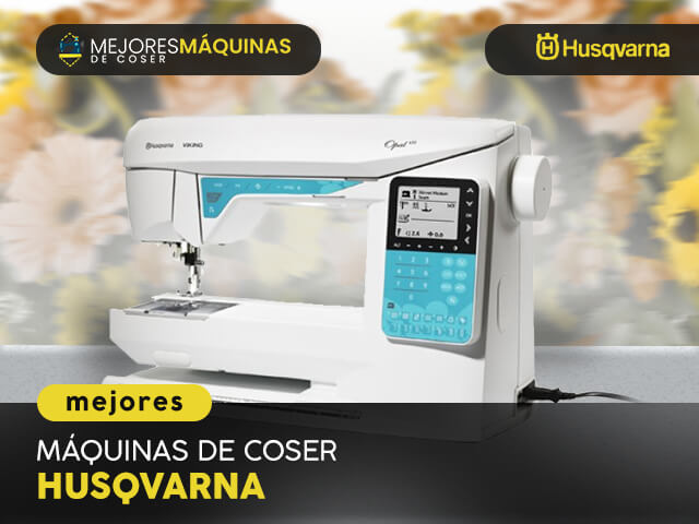 Mejores-Máquinas-de-coser-Husqvarna