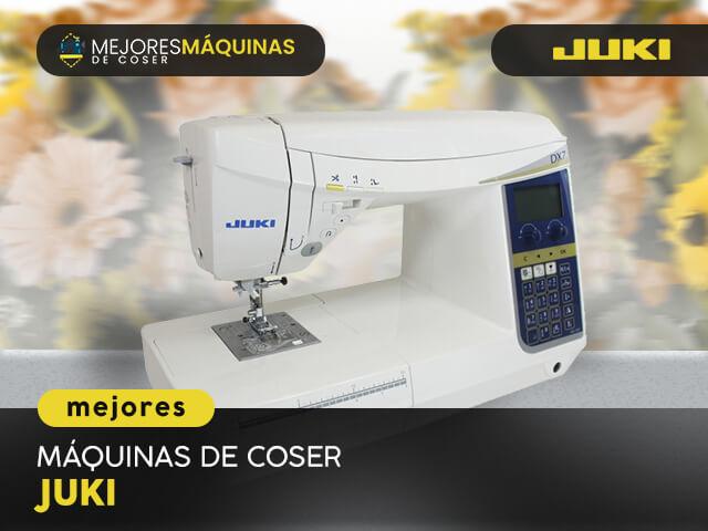 Mejores-Máquinas-de-coser-Juki