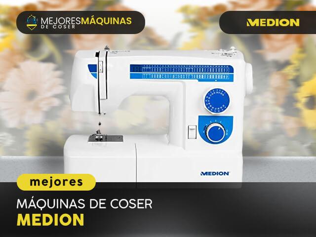 Mejores-Máquinas-de-coser-Medion