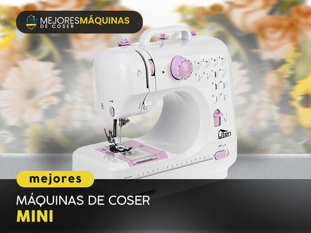 Mejores-Máquinas-de-coser-Mini