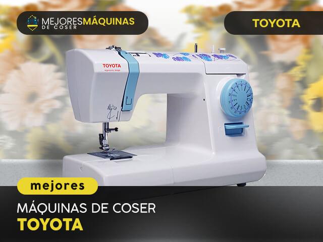 Mejores-Máquinas-de-coser-Toyota