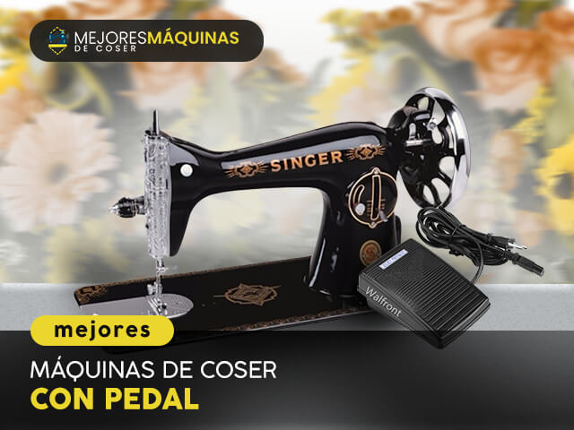 Mejores-Máquinas-de-coser-con-pedal