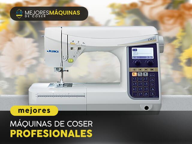 Mejores-Máquinas-de-coser-profesionales