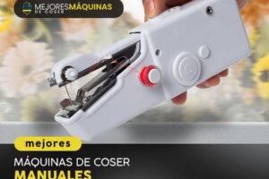 Mejores Máquinas de Coser Manuales