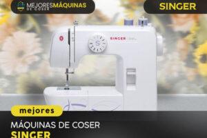 Mejores Máquinas de Coser Singer